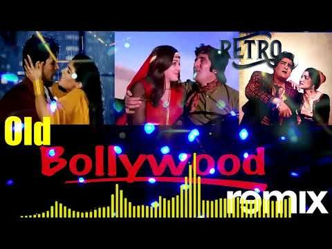 Old Hindi DJ remix song ¦ Non Stop 90's DJ remix song ¦ Old