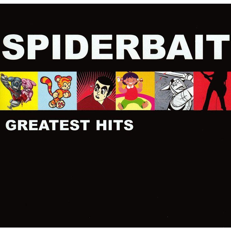 Spiderbait - Greatest Hits (25th Anniversary Edition) (Vinyl)