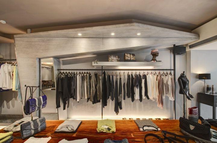 KATY HAS A LOFT store by TBDC, Taipei – Taiwan