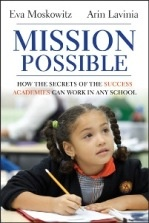 Success Academies: Overcoming the Mediocrity of Public Schools + Mission Possible Book Giveaway