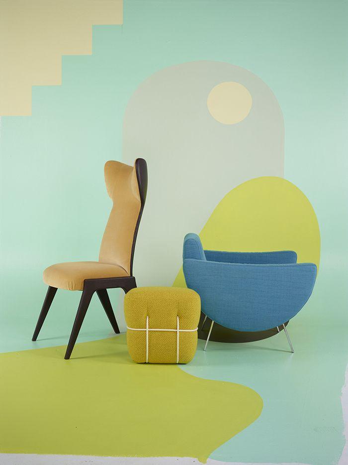 174 best fendi casa images on pinterest fendi luxury. Black Bedroom Furniture Sets. Home Design Ideas