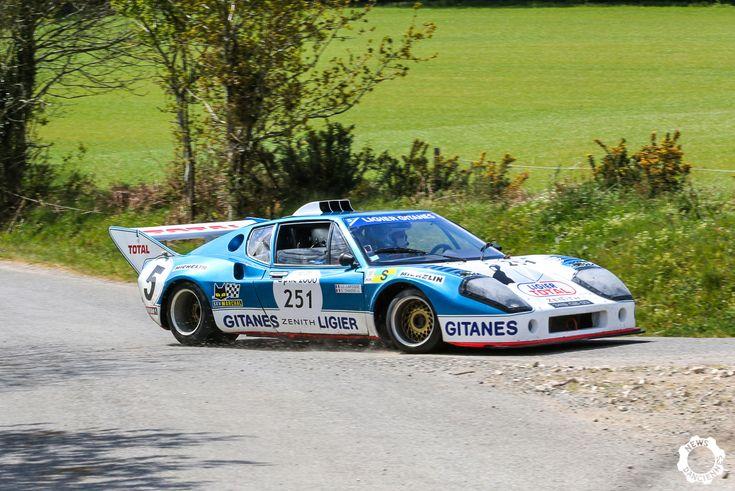 Ligier JS2 au Tour Auto. Repotages : https://newsdanciennes.com/tag/tour-auto-2017/