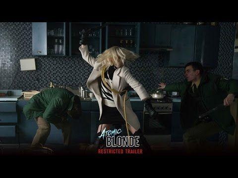 Atomic Blonde Restricted Trailer - Movie-Blogger.com
