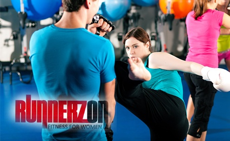 Five half hour personal training sessions for women from Runnerzon Fitness. Stop by for a summer fitness workout! With programs for beginners and those who are looking for something extra from their workout, Runnerzon Fitness is here to help you get in shape this summer!