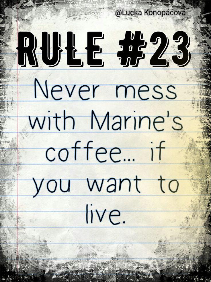 NCIS Gibbs rule #23
