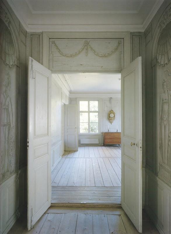 from The Swedish Country House by Susanna Scherman via marthastewart.com
