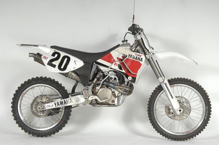 Yamaha YZM400