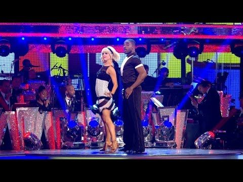 Ore Oduba and Joanne Clifton Jive to 'Runaway Baby' - Strictly Come Dancing 2016: Week 4 - YouTube