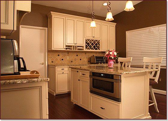 ... Kitchen Saver on Pinterest  Cherry kitchen, Wood doors and Bel air