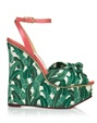 LOVE! Charlotte Olympia wedges for Spring 2012