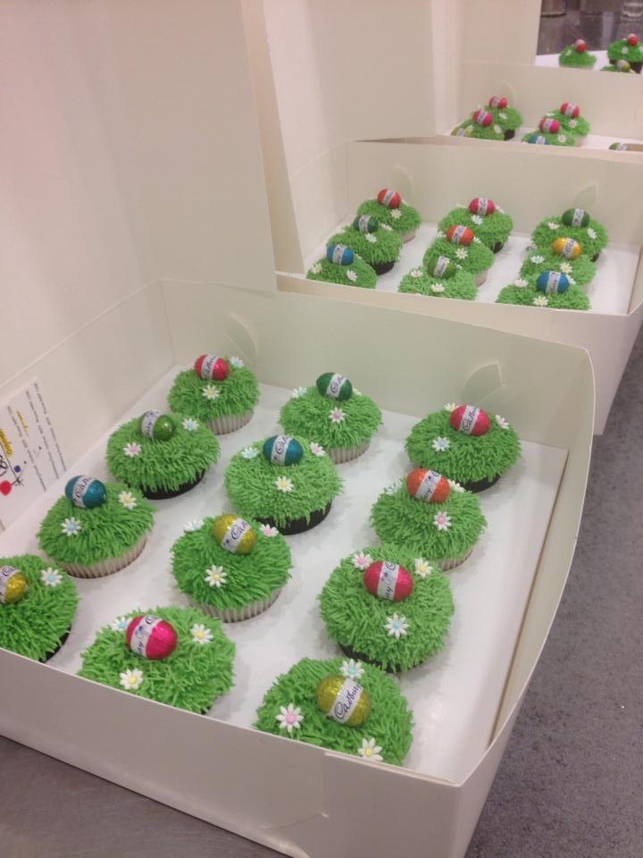#eastercakes #cupcakes #180ccupcakes