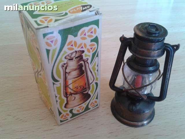 Vendo antiguo mini farol marca Playme. Anuncio y más fotos aquí: http://www.milanuncios.com/miniaturas-de-coleccion/antiguo-mini-farol-marca-playme-136167463.htm