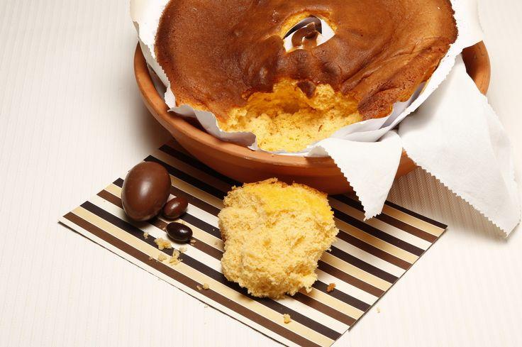 Receita de Pão-de-ló tradicional. Descubra como cozinhar Pão-de-ló tradicional de maneira prática e deliciosa com a Teleculinaria!