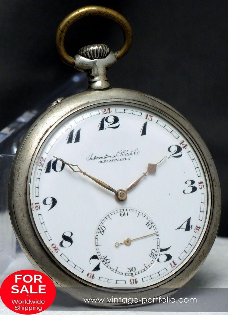 IWC Pocket Watch Vintage .800 Silver Taschenuhr Silber Breguet Numbers #Vintage#style#luxury#businessattire#gentlemanstyle#lifestyle#menstagram#mensaccesories
