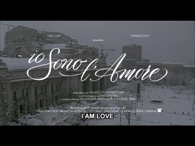 i am love