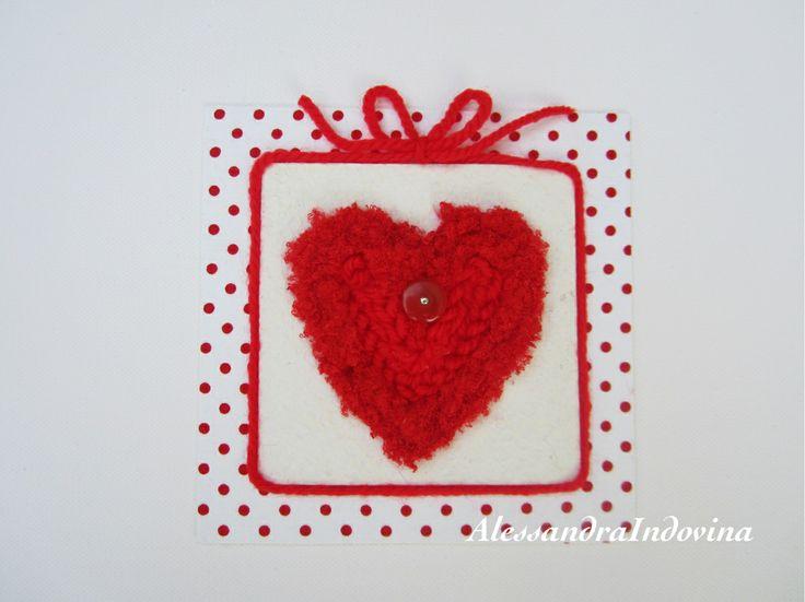 Biglietto cuore