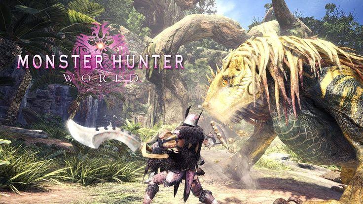 ✅Monster Hunter World Official Release Trailer Full HD 2017-2018 (PS4/PC...