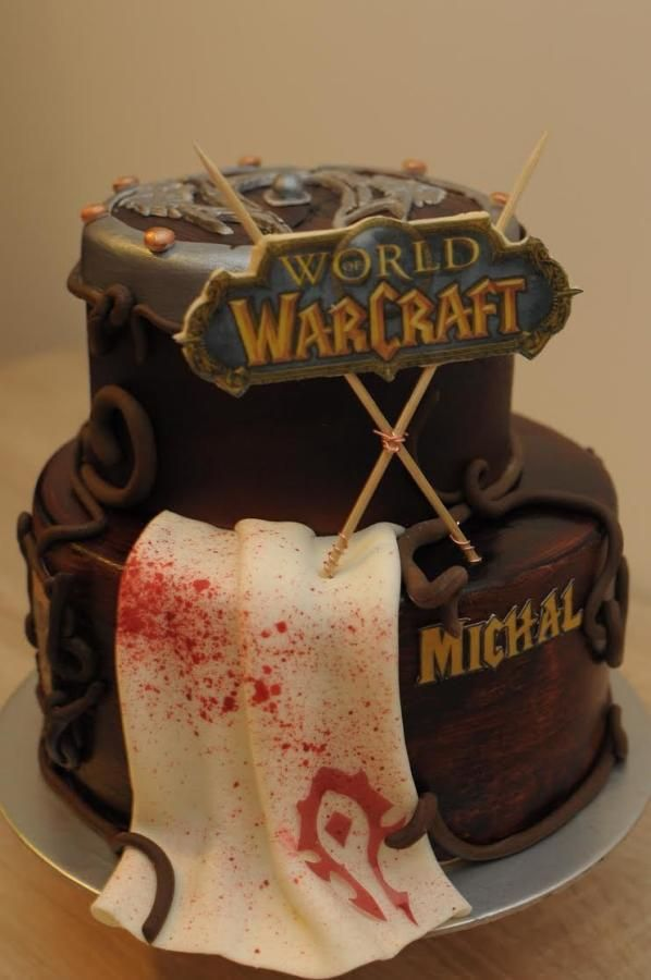 каловых торт варкрафт фото существуют породы