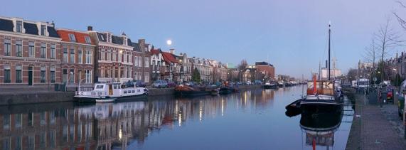 Elfstedenstad Leeuwarden