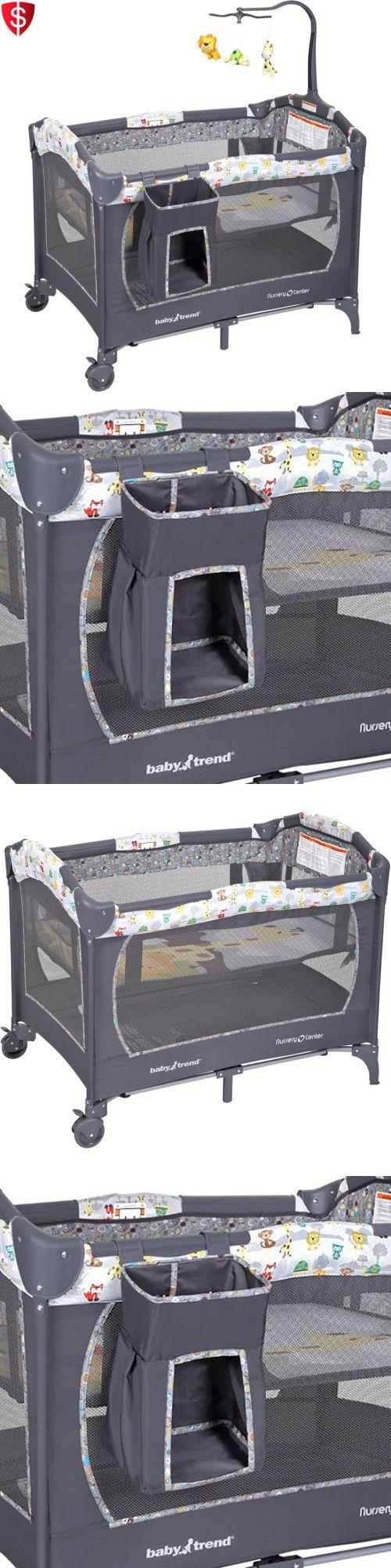 Nursery Furniture 20422: Baby Bassinet Crib Infant Bed Nursery Cradle Sleeper Newborn Playpen Beddin -> BUY IT NOW ONLY: $81.5 on eBay!
