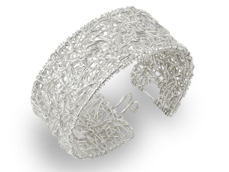 Wire Mesh Bracelet