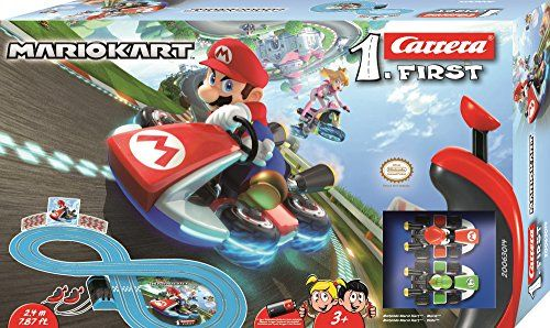 #Carrera First #63014 #Nintendo #Mario #Kart #battery #operated #slot #car #set Playsets or Vehicles slot-car-vehicle-race-tracks beginner #car race track; indoor fun; high quality; popular gifts; top toys; cool toys https://technology.boutiquecloset.com/product/carrera-first-63014-nintendo-mario-kart-battery-operated-slot-car-set/