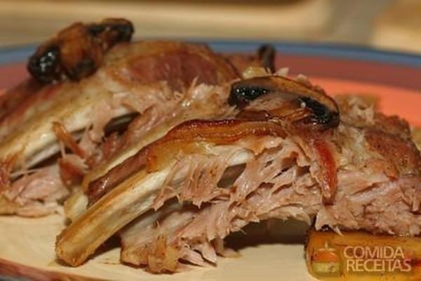 Receita de Costela assada no forno em receitas de carnes, veja essa e outras receitas aqui!