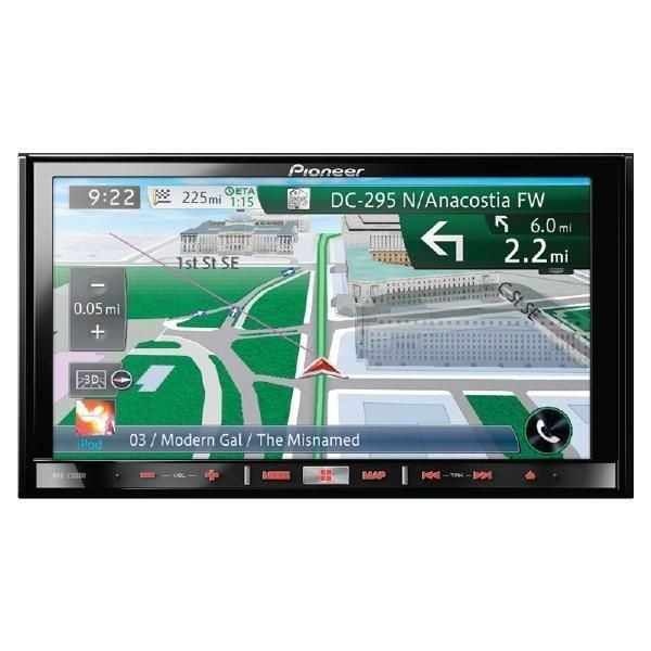 Pioneer AVIC-F50BT with 10% #discount Radio: AM/FM, CD-player, DVD-player, Mp3-player  http://www.comparepanda.co.uk/product/12883202/pioneer-avic-f50bt