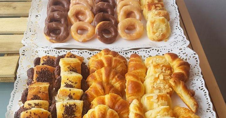 Masa de croissant: aprende a preparar una bandeja de bollería variada
