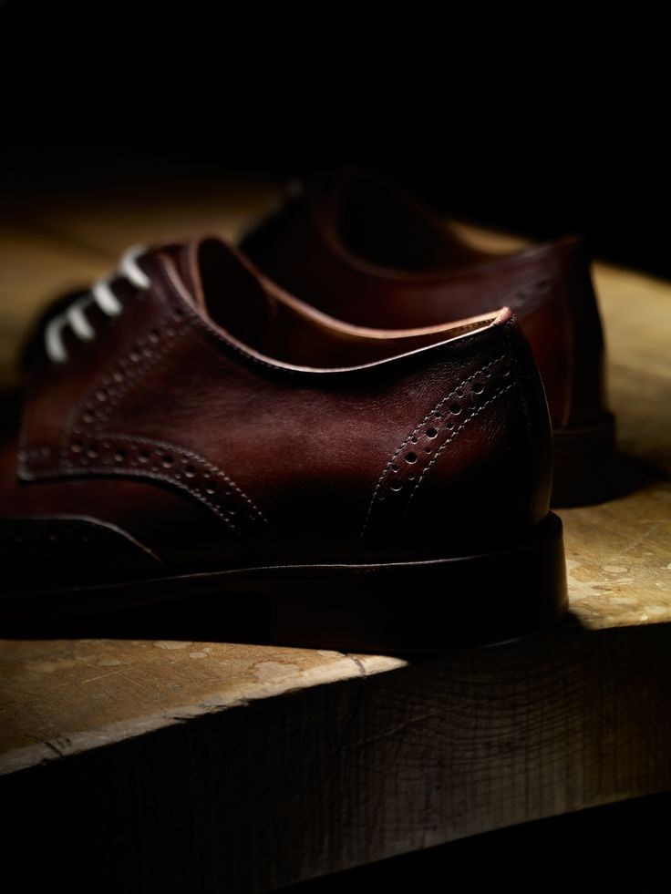 The Tommy Hilfiger -‐ George Esquivel limited edition capsule collection. #TommyHilfiger #GeorgeEsquivel #Shoes #Leather #FW13