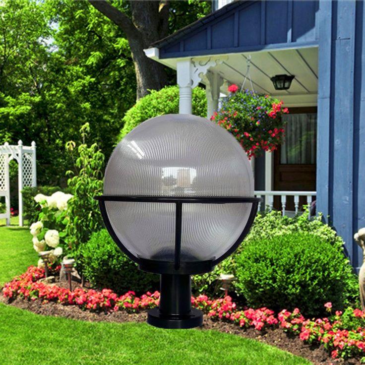 38 Innovative Outdoor Lighting Ideas For Your Garden: 1000+ Ideas About Garden Lamp Post On Pinterest