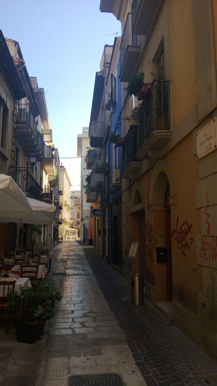 Pescara old town