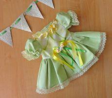 (+2) Платье для куклы (шитье, мастер-классы)