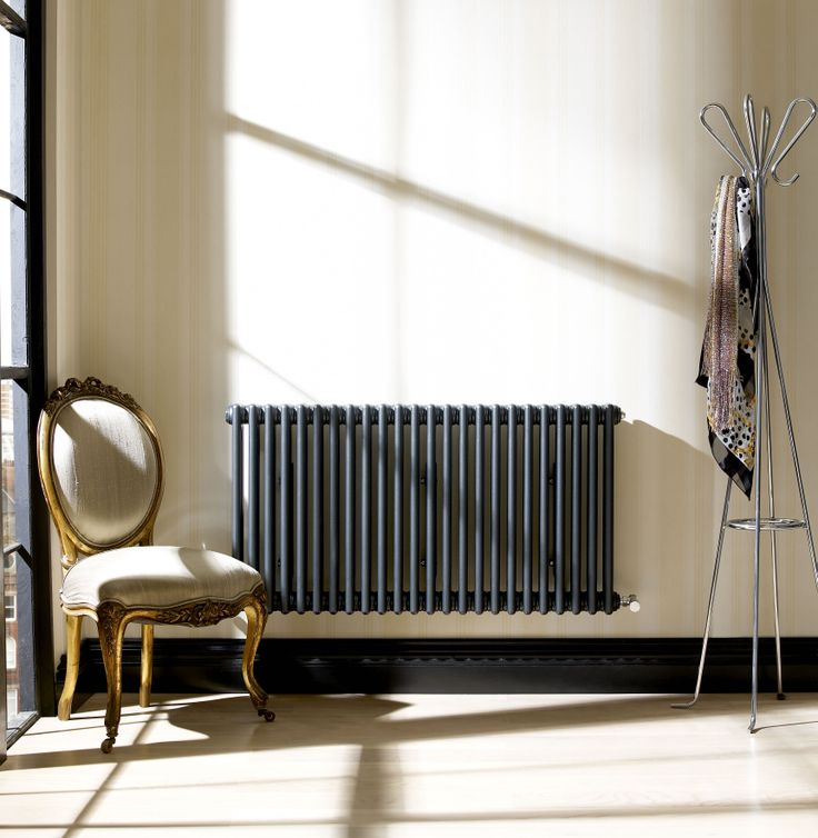 A classic column radiator that is comfortable with almost any décor.
