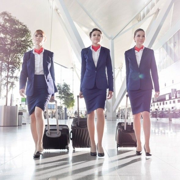 26 best Flight Attendant images on Pinterest Cabin crew, Delta - air france flight attendant sample resume