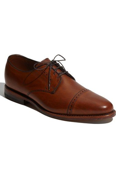Allen Edmonds 'Clifton' Blucher (Men) available at #Nordstrom