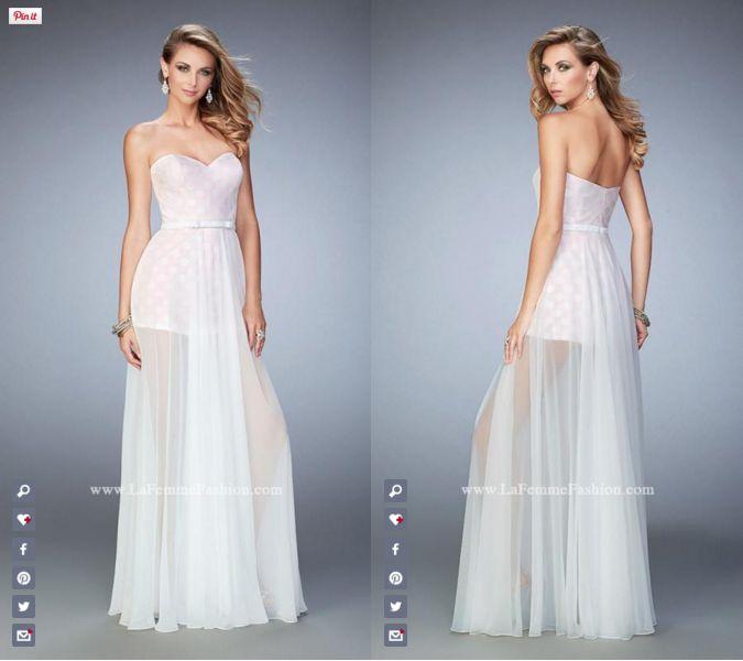 Prom Dress Jumper