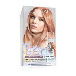Féria multi-faceted shimmering & bold hair color by L'Oréal Paris. Trendy hair color with 3X highlights & a power shimmer conditioner so hair is never dull.