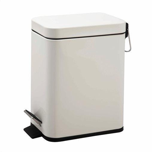 Κάδος μπάνιου με πεντάλ χωρητικότητας 5 L