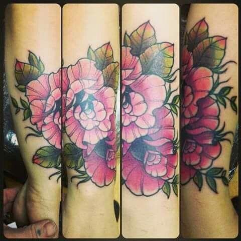 Rosas neotradicional :)!!!