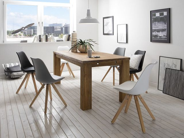 78 best Esszimmer images on Pinterest Dining room, Diner table - esszimmer modern mit bank