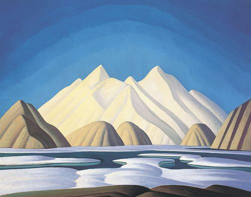 Baffin Island - Lawren Harris