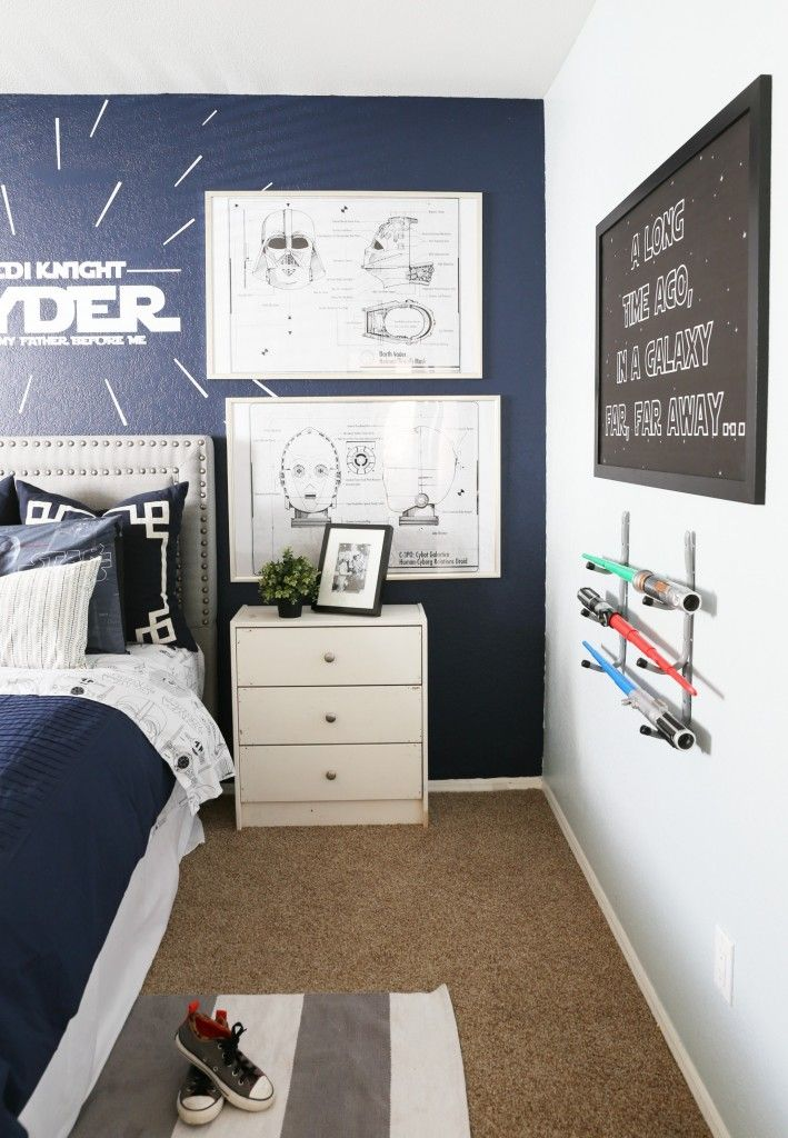 Kids Bedroom Boy best 25+ star wars bedroom ideas on pinterest | star wars room