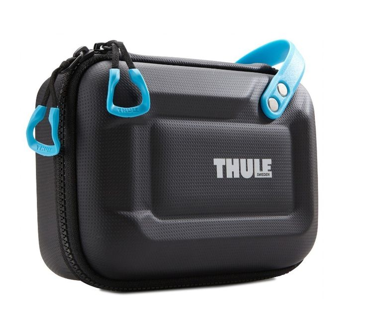 Never Worry About Your Gopro Being Damaged Again The Thule Legend Small Gopro Case Keeps Your Camera And Gear Safe With Cu Gopro Case Gopro Gopro Camera Case