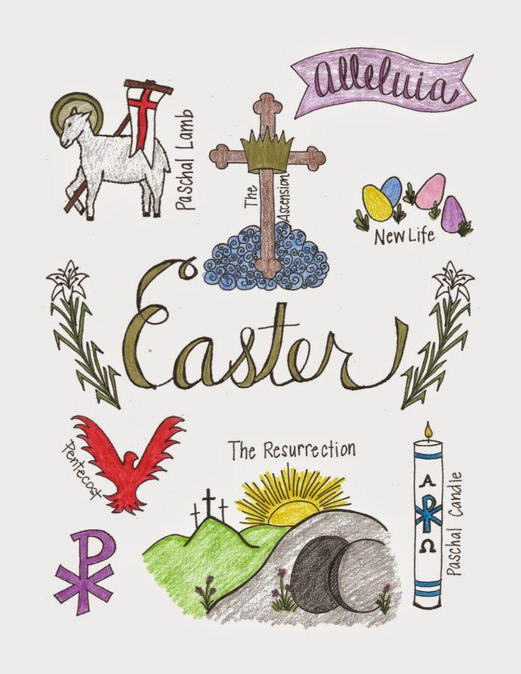 81 best Lent \ Easter images on Pinterest Lent, Catholic - free printable religious easter cards