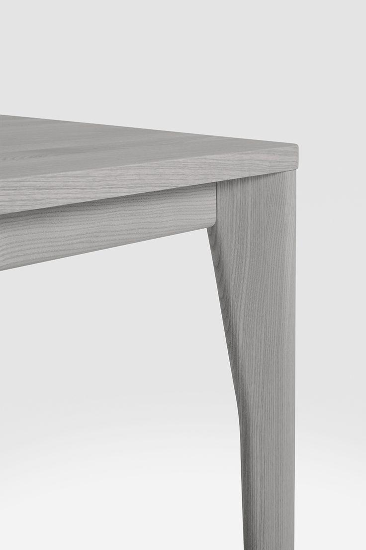 Sipa tavolo Fold in frassino colore naturale per interno