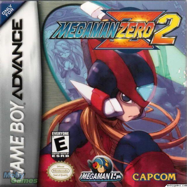 Mega Man Zero 2 GBA