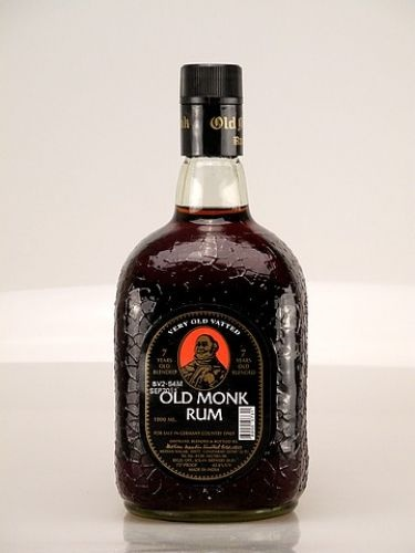 Old Monk Rum 7 years from india