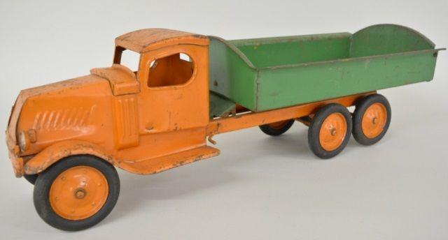 Turner Mack Dump Truck-Tandem Axle