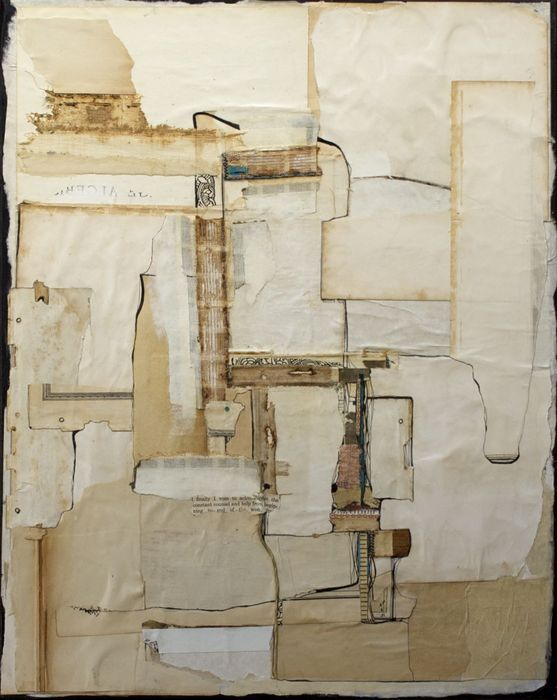 Teri Dryden collage